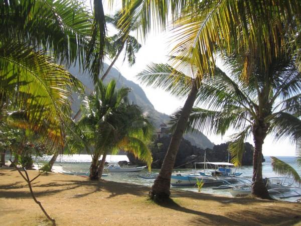Sangat Island by Mark Rochefort via Flickr