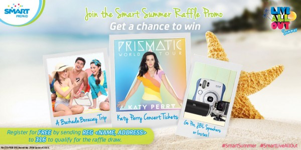 Smart Summer Live All Out Promo
