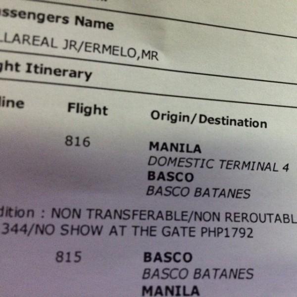 Find Cheap Batanes Flights