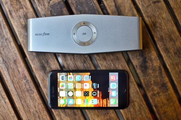 LG P7 Music Flow Bluetooth speaker Review