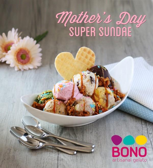 Mothers Day Super Sundae