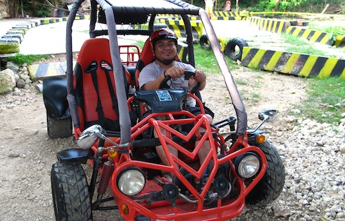 ATV Ride in Boracay Island