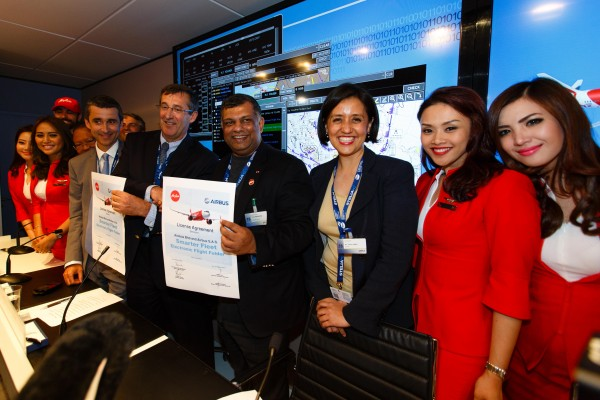 Airasia Smart Fleet Electronic Flight Folder
