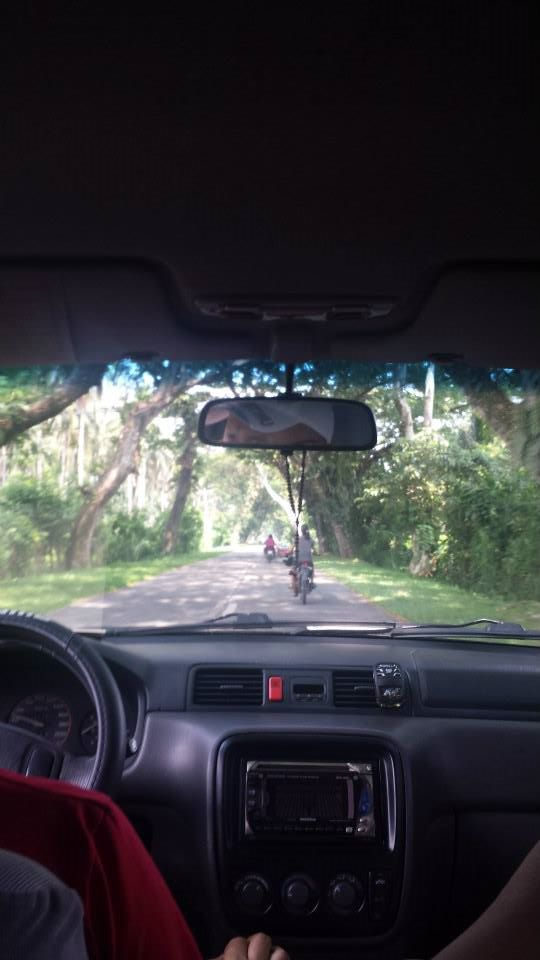 Baler road trip