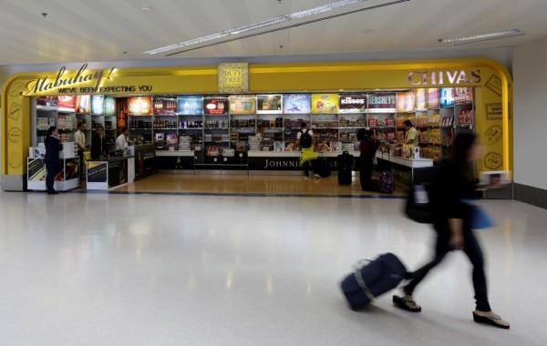 Duty Free Shop in NAIA Terminal 1
