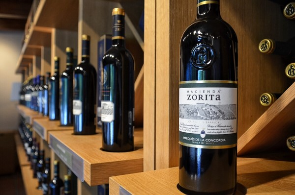 Hacienda Zorita Wines
