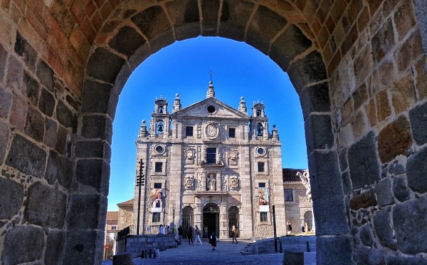 Iglesia Convento de Sta Teresa