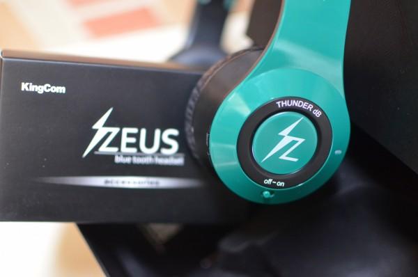 KingCom Zeus Thunder Bluetooth Headset