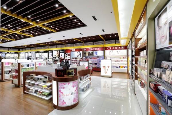 NAIA T3 Departure Cosmetics