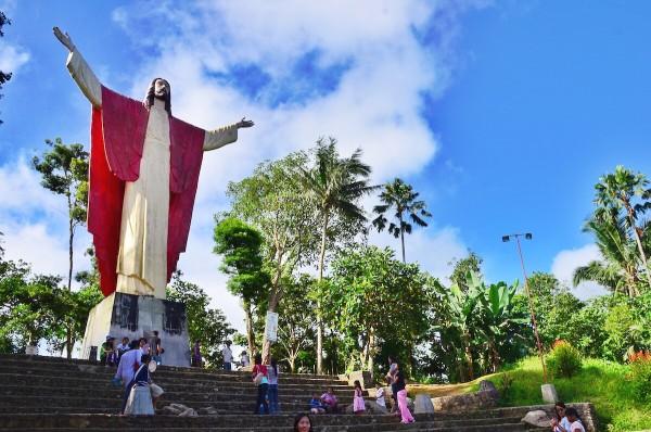 Ontop of Kamay ni Hesus Hill