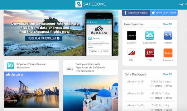 Safezone partners with Agoda