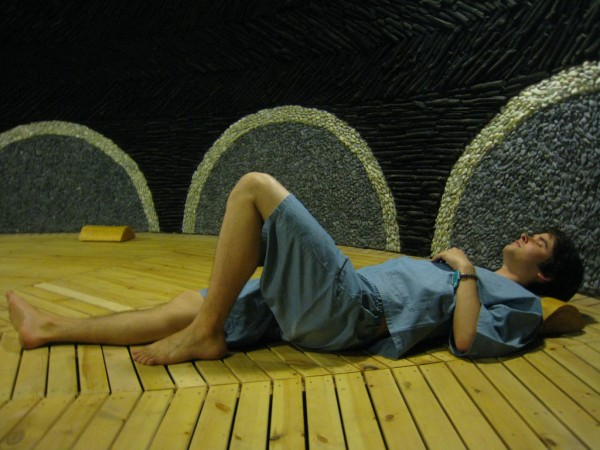 Sauna in Japan