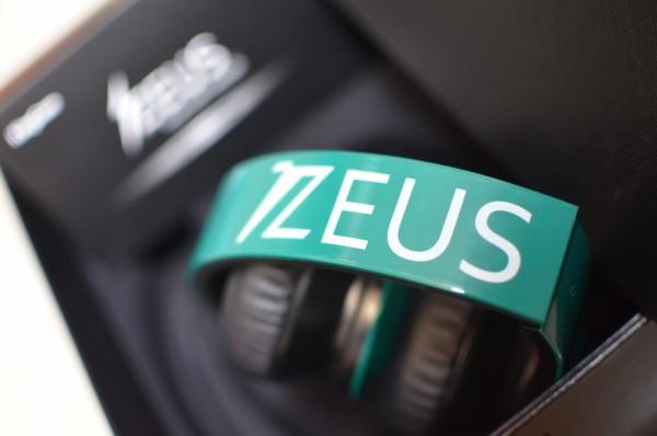 Zeus Bluetooth Headset from KingCom