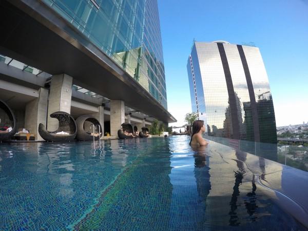 infinity pool bangkok
