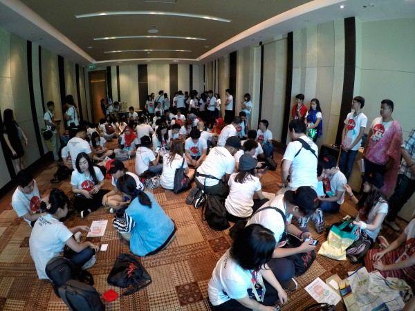 AirAsia Bloggers in Bangkok