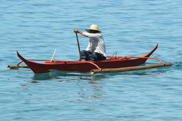 Fishermen in Lobo