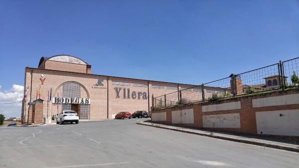 Grupo Yllera Bodega in Rueda