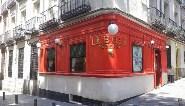 Restaurante La Bola Taberna