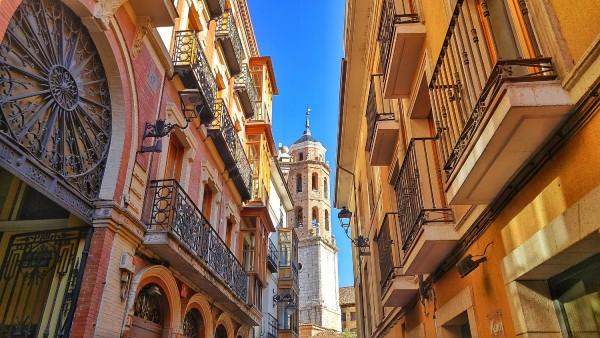Walking tour of Valladolid City