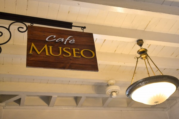 cafe museo