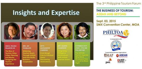 3rd Philippine Tourism Forum