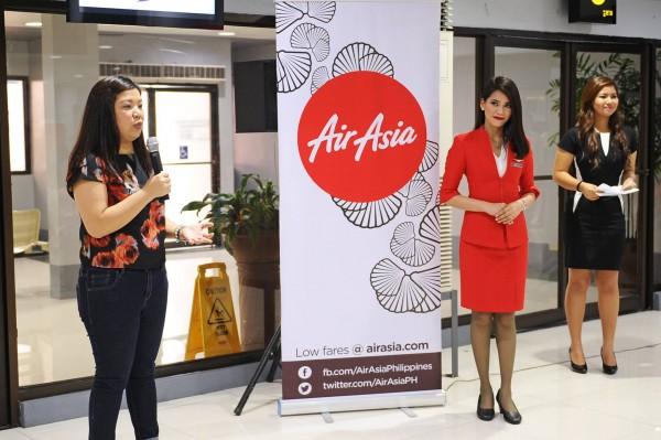 AirAsiaPH CEO Atty. Joy Caneba