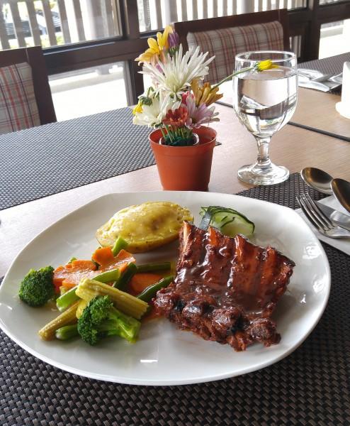 Baby Backribs Meal