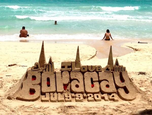 Boracay solo abroad