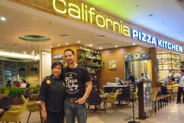 California Pizza Kitchen in Makati City