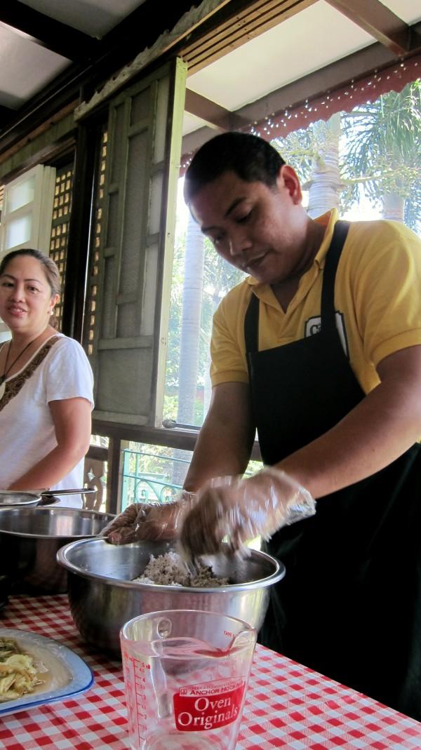 Casa San Pablo Chef