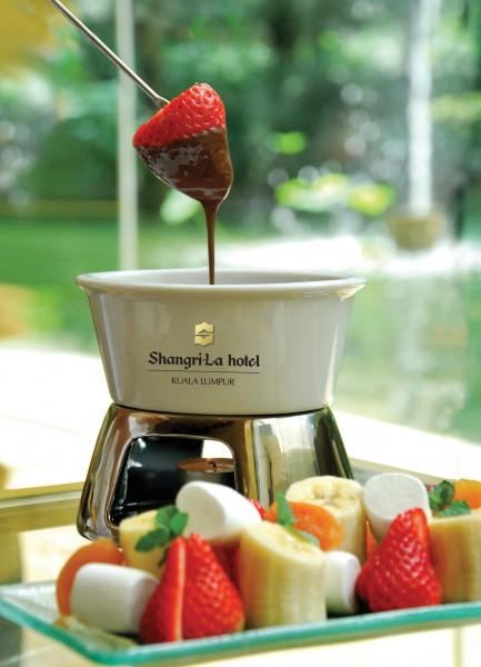 Chocolate Symphony at Shangri-La Hotel, Kuala Lumpur