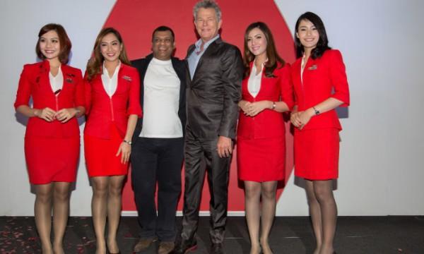 David Foster - AirAsia Global Ambassador photo by Marketing-Interactive.com