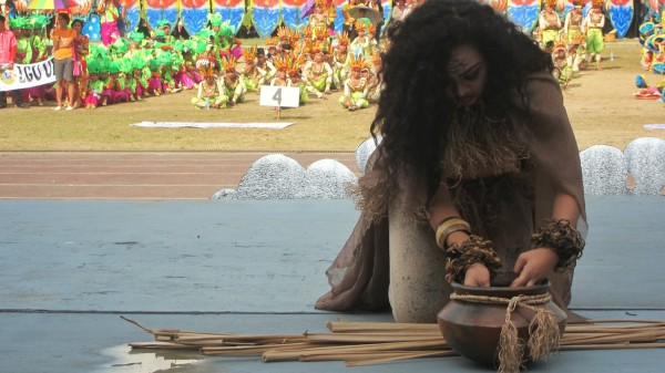 Opening of Sandugo Festival 2015