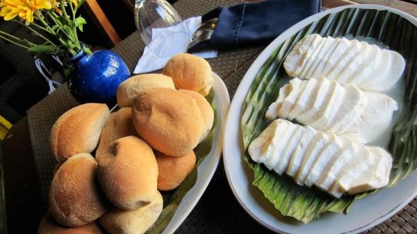 Pan de Sal and Kesong Puti