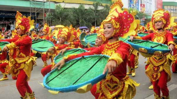 Streetdancing Contingents Sandugo Festival
