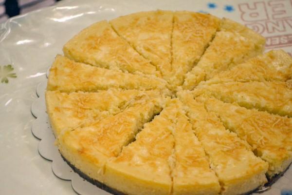 teaspoon queso de bola