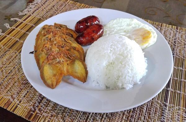 Danggit Lamayo for Breakfast