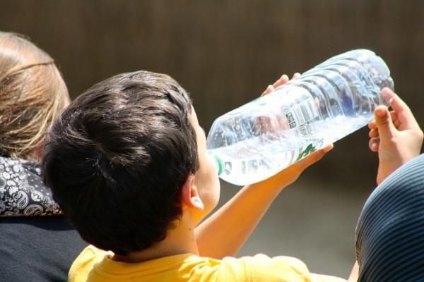 Disposable Plastic Water Bottle