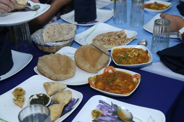 Indian food staples