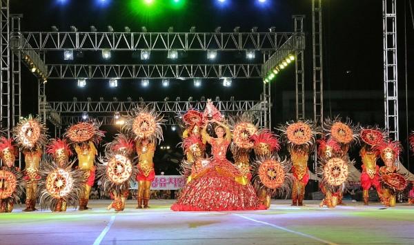 Sinulog Festival Performance in Korea