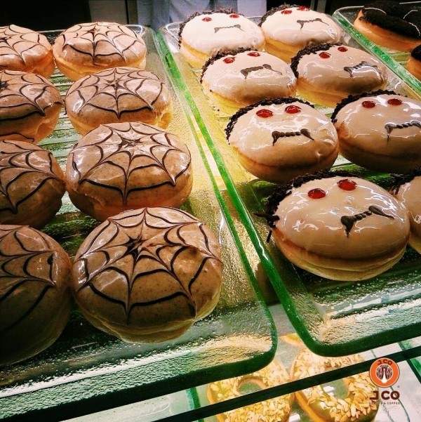 JCO Halloween Donuts