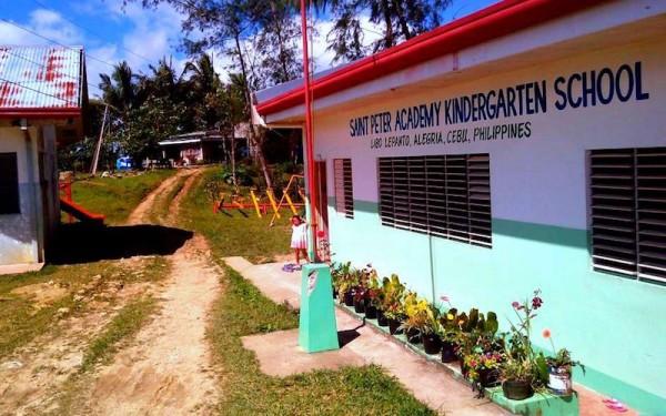 St. Peter Academy Kindergarten School in Lepanto