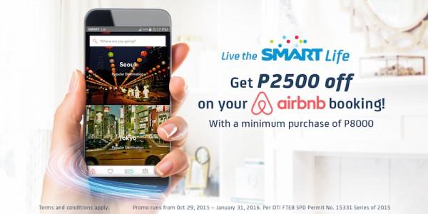 Airbnb Smart Promo Philippines