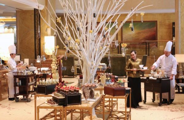 Lobby Lounge Shangri-La Hotel Christmas Chocolate Symphony at Shangri-La Hotel, Kuala Lumpur