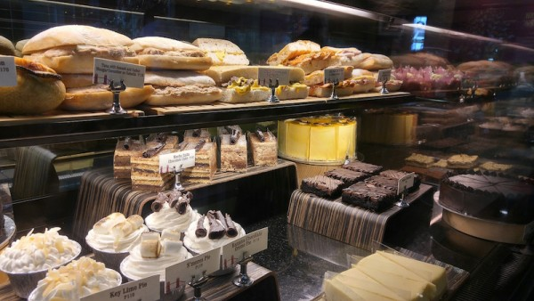Costa Coffee BGC Pastries and Sandwiches