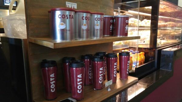 Costa Coffee Merchandise