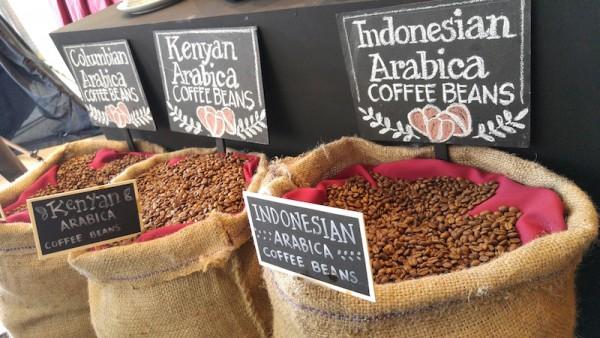 Costa Coffee Varieties