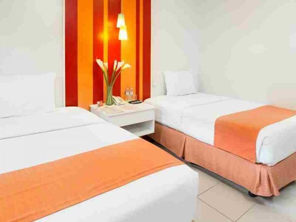 Escario Central Hotel Guest Room