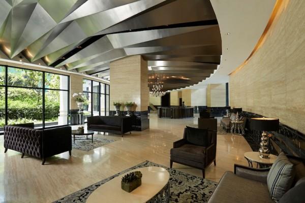 Gramercy Residences Lobby