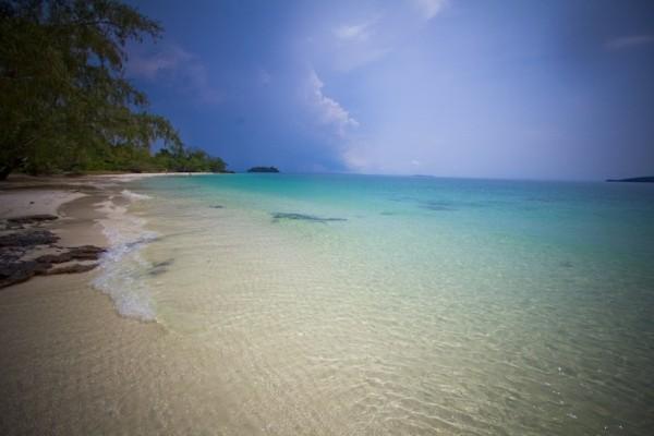 Monkey Island in Koh Rong